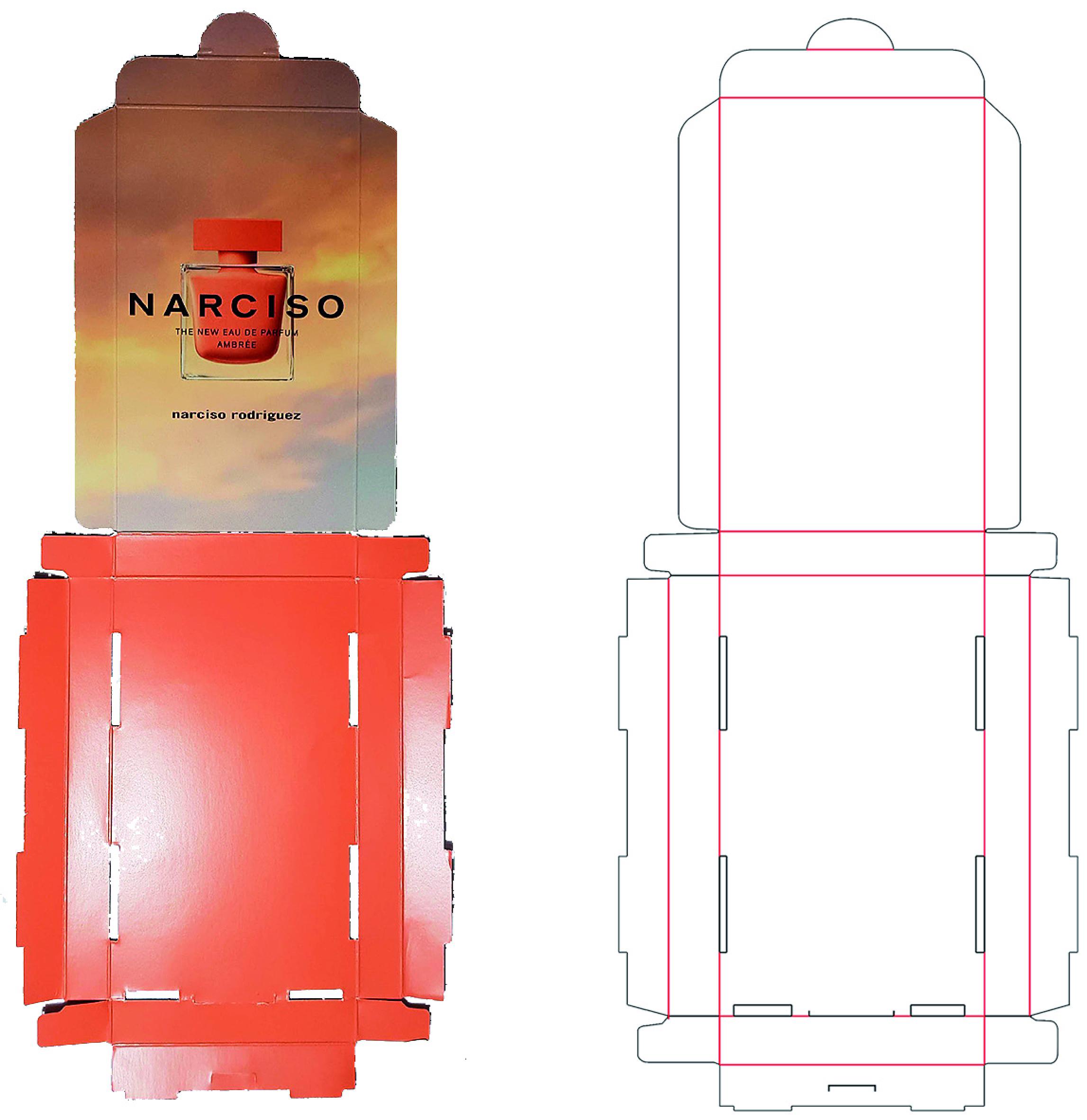 Troquel Packaging a partir de modelos en el mercado